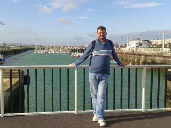 Plage de Calais : trop cool