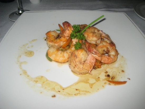 Occidental Cozumel: Good food!