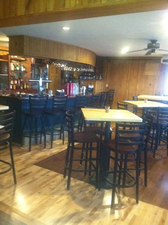45th Parallel Wood Fired Grille: 45th bar