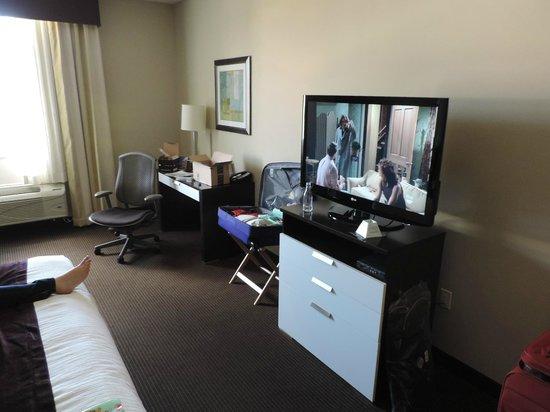 Best Western Premier Miami International Airport Hotel & Suites: Interior de la Habitación