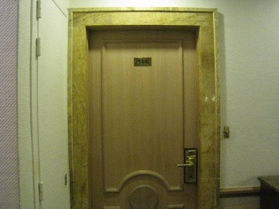 Hotel Metropole : 414号室