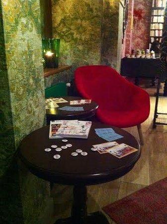 Hotel Joséphine : Enjoy the party à l'hotel Josephine Paris