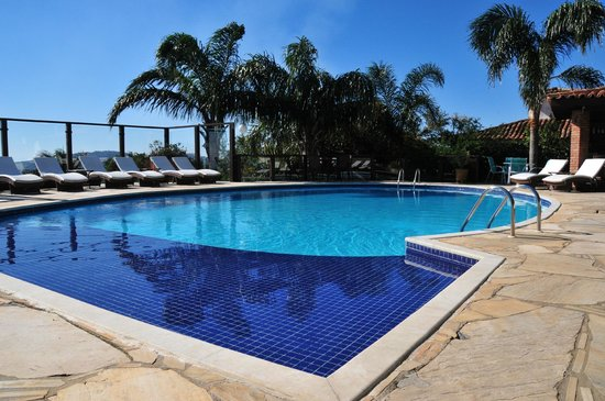 Costa Do Sol Boutique Hotel : Wonderful swimming pool!