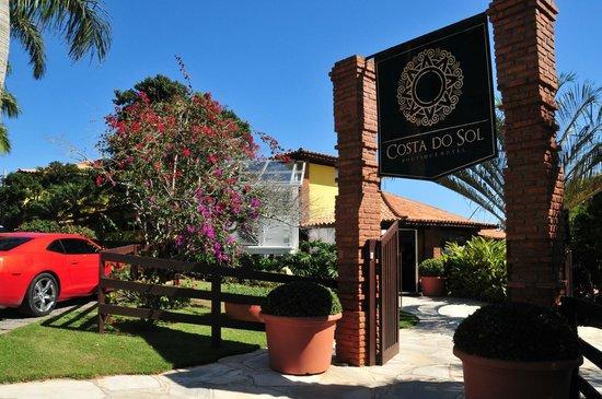 Costa Do Sol Boutique Hotel : Main entrance