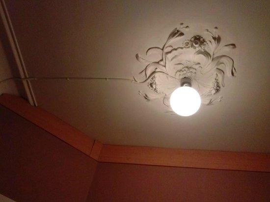 Barcelona Rooms: Curiosas lámparas