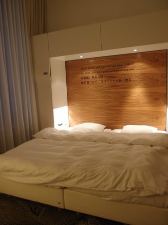 Park Plaza Wallstreet Berlin Mitte: Bed
