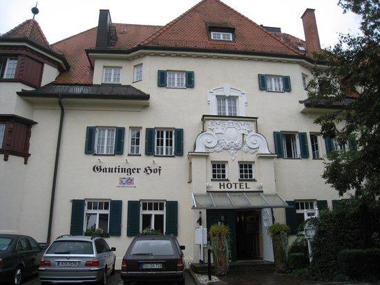 Hotel Gautinger Hof: 外観