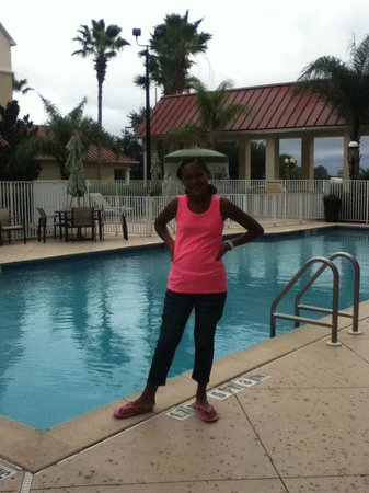 SpringHill Suites Orlando Convention Center/International Drive Area : piscina