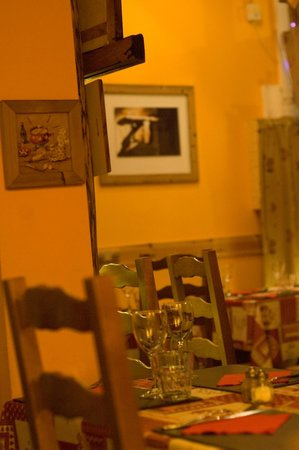 Restaurant Chez Clarisse Arcs