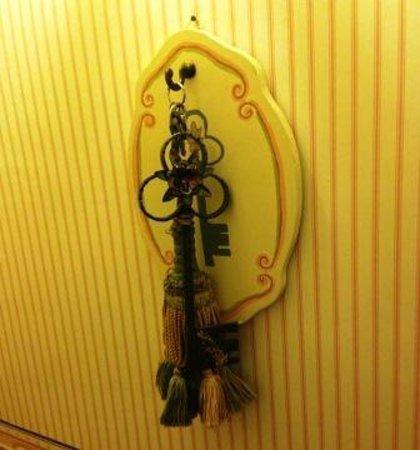 Duchessa Isabella Hotel: chiave
