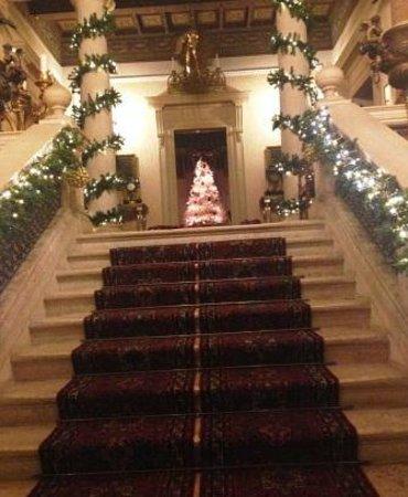 Duchessa Isabella Hotel: scala