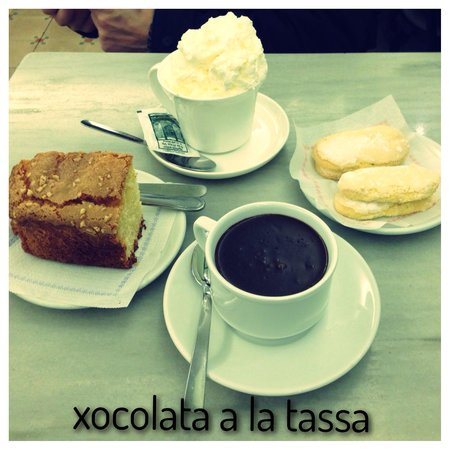 ‪Xocolateria l'Antiga‬