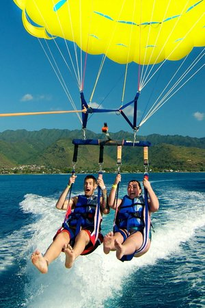 H2O Sports Hawaii - Seabreeze Watersports: Enjoy the view!
