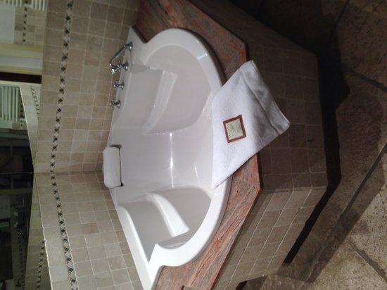 Hotel Alain Llorca: La baignoire: une invitation qu'on ne peut refuser