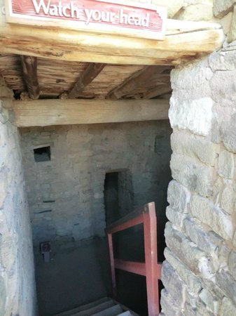 Aztec Ruins National Monument: rooms