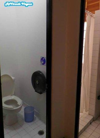 Hostel Mundo Joven Catedral: Banheiro