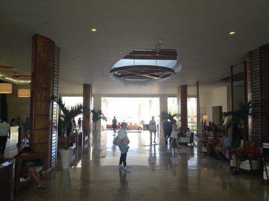 Hotel Lobby Entrance Picture Of Hotel Melia Marina