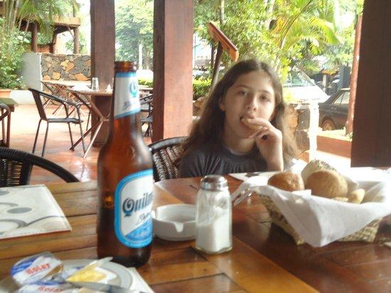 Doña Maria Restaurante: Boa comida.
