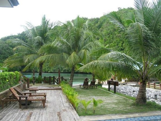 Sea Passion: Pool and Beach area