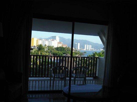 Melia Puerto Vallarta All Inclusive: View from room 1421