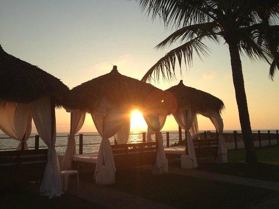 Melia Puerto Vallarta All Inclusive: beach