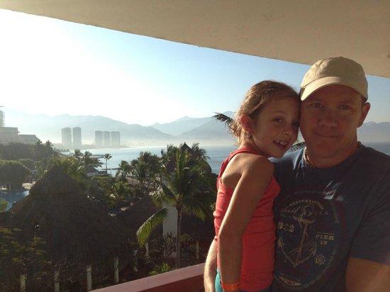 Melia Puerto Vallarta All Inclusive: Room 1421 view