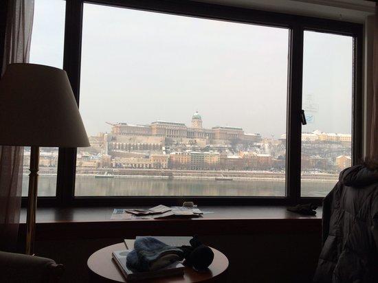 InterContinental Budapest: View
