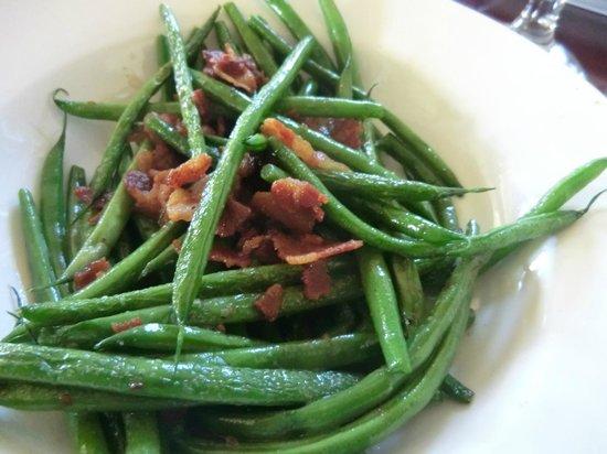 Kauai Pasta Lihue : green beans