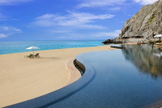The Resort at Pedregal: Main Pool + Beach