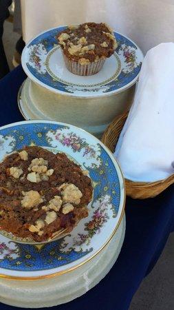 Simpson House Inn : Morning Glory Muffins