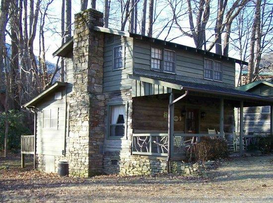 Mountain Joy Cottages: cabin 9