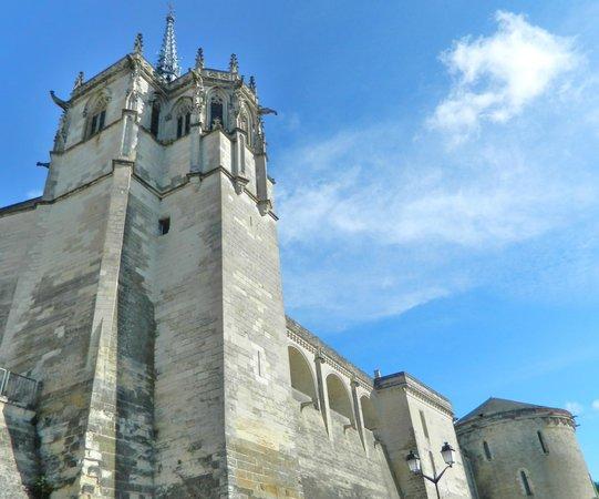 Chateau d'Amboise: St.Hubert Chapel