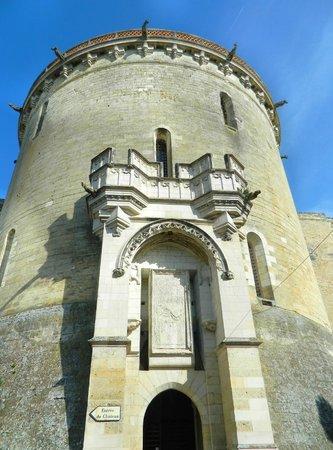 Chateau d'Amboise: Tour Heurtault