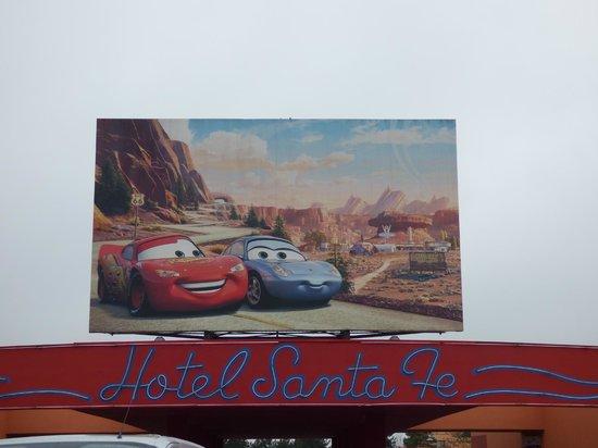 Disney's Hotel Santa Fe : .