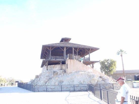 Yuma Territorial Prison State Historic Park: The Guard Tower