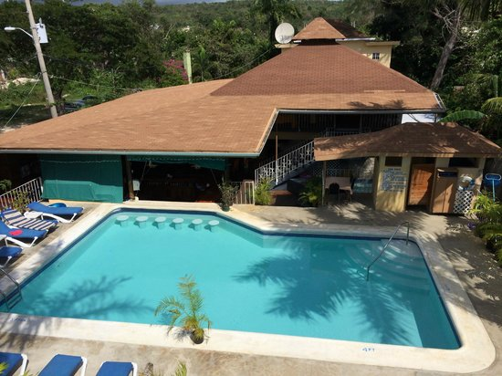 Seastar Inn: Really great pool