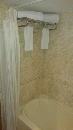 Ramada Tashkent: Bathroom inside