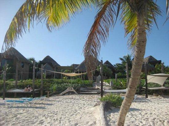 Suenos Tulum : beach