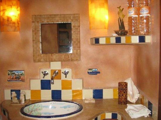 Suenos Tulum : bathroom
