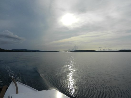 The Havannah, Vanuatu : Sunset cruise