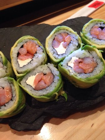 g sushi patagonia: Buenísimos!!!