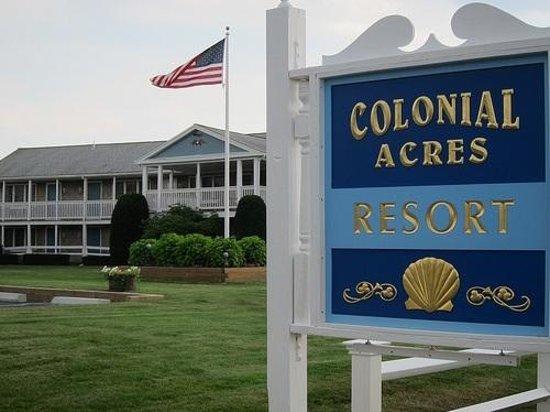 Colonial Acres Resort: Colonial Acres
