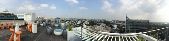 The Raintree Hotel - Anna Salai : View from top of the hotel