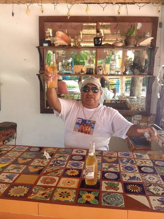 El Milagro Beach Hotel and Marina: The Captain