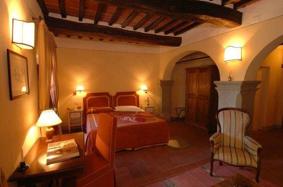Il Castello di Gargonza: Room Foresteria 4