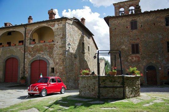 Il Castello di Gargonza: Grounds Of Castello di Gargonza