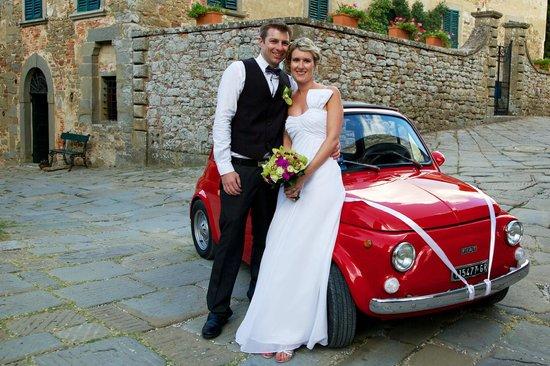 Il Castello di Gargonza: Wedding At Castello di Gargonza