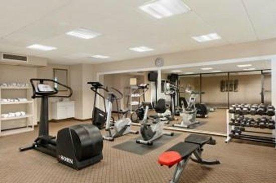 Days Inn Columbus Airport: Fitness Facility