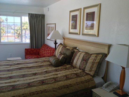 Fireside Inn: One Queen Bed
