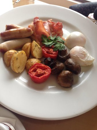 The Westin Sydney : Room service breakfast